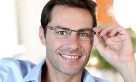 32.000 Ft helyett 7.990 Ft: Komplett szemüveg - márkás kerettel és normál, felületkezelt lencsével, látásvizsgálattal a Totál Optikától