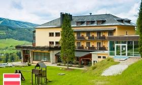 3 vagy 4 nap, 2 személy részére félpanziós ellátással, ebédcsomagokkal, wellness használattal a semmeringi Alpenhof Hotelben 52-54% kedvezménnyel