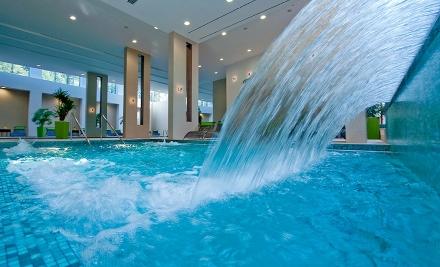 99.800Ft helyett 51.590 Ft: 3 nap luxus wellness pihenés 2 felnőtt és 1 gyermek számára bőséges ellátással, fantasztikus programokkal Herceghalmon, az Abacus Business és Wellness Hotel**** superiorban