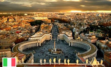 202.000 Ft helyett 99.000 Ft: 4 nap, két főnek repülővel, reptéri illetékkel Rómában, négycsillagos szállodában, reggelivel