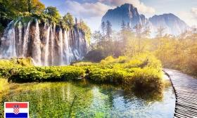Kétnapos kirándulás autóbusszal Horvátországba a Plitvicei-tavakhoz idegenvezetéssel 30% kedvezménnyel
