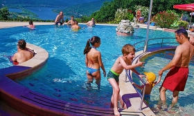Korlátlan étel- és italfogyasztás, uszoda- és akár wellness használattal, 1 főnek a Sunday brunch-on a visegrádi Hotel Silvanusban**** 50-57% kedvezménnyel