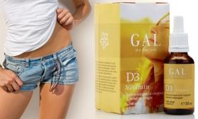 3.490 Ft helyett 2.390 Ft: GAL D3 vitamin cseppek (30 ml)