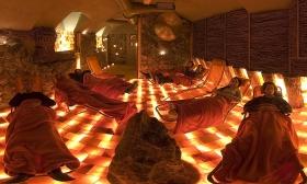 2.800 Ft helyett 1.690 Ft: 60 perces felnőtt belépő 2 személy részére a Sóker Kristálysóbarlangba