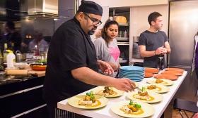 10.000 Ft helyett 4.990 Ft: 1 alkalmas indiai főzőkurzus az Indian Rooftop Kitchenben