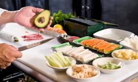 20.980 Ft helyett 10.490 Ft: Sushi ínyenceknek – sushikészítő tanfolyam italfogyasztással a Kuktaparty Főzőiskolában