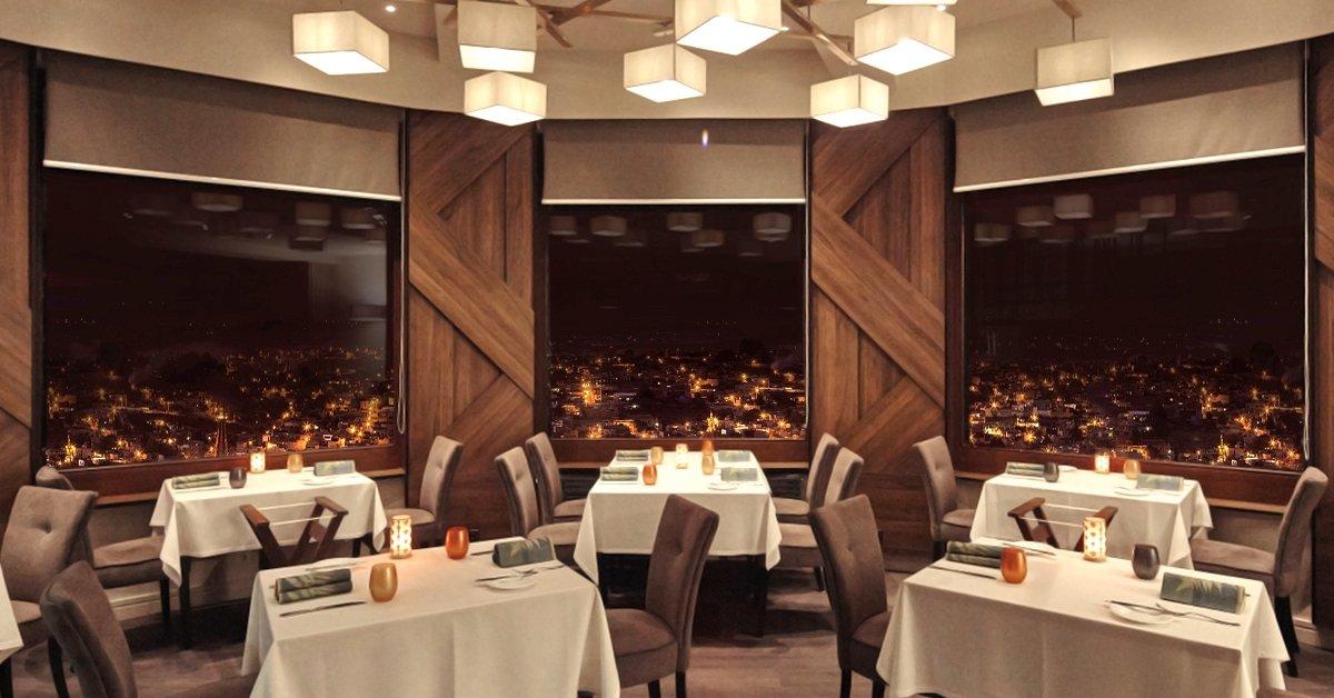 Romantikus vacsora gyönyörű kilátással a Búsuló Juhászban