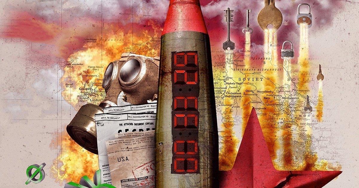 Szabaduljatok ki és hatástalanítsátok az atombombát