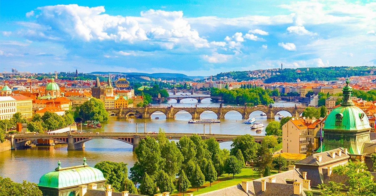 Prágai városnézés: 3 nap, 2 éj két főre reggelivel