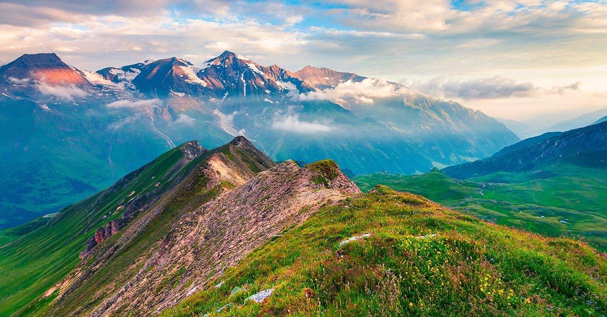 Túrázz Karintia hegyei közt: 4 nap, 3 éj félpanzióval