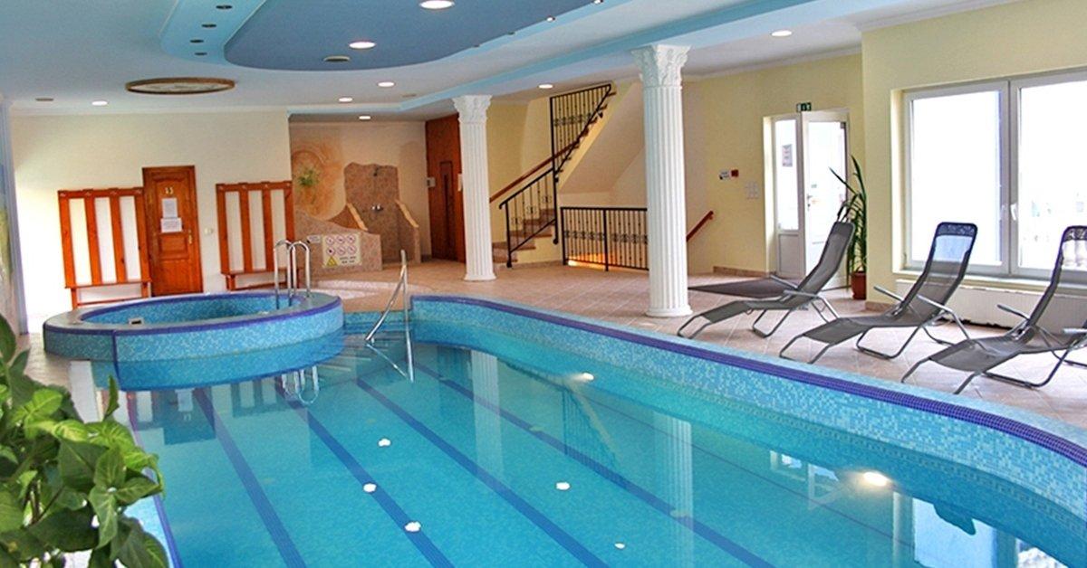 Családi wellness hétvége Hévízen a Kék Villa Apartmanházban