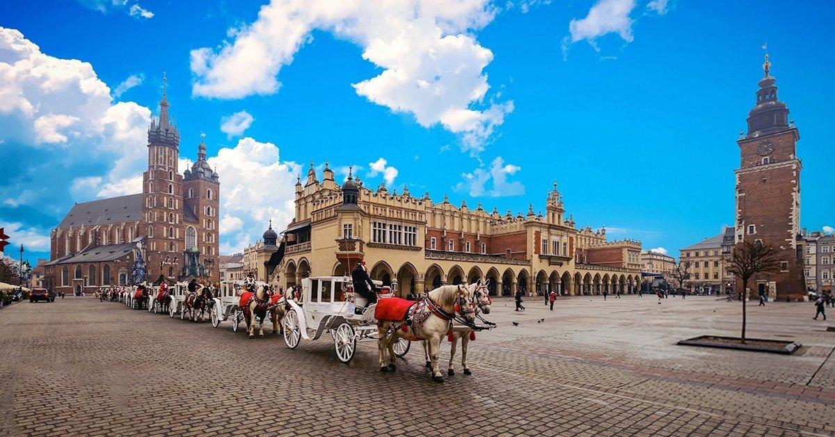 Lengyelországi körutazás