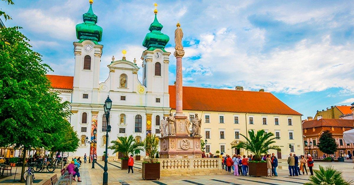 Fedezzétek fel Győrt kettesben