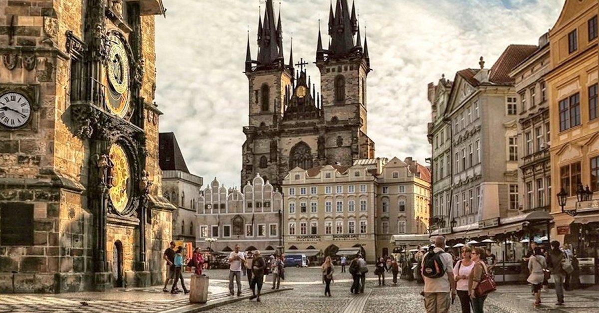 Egy csepp Prága: buszos utazás sörgyár látogatással