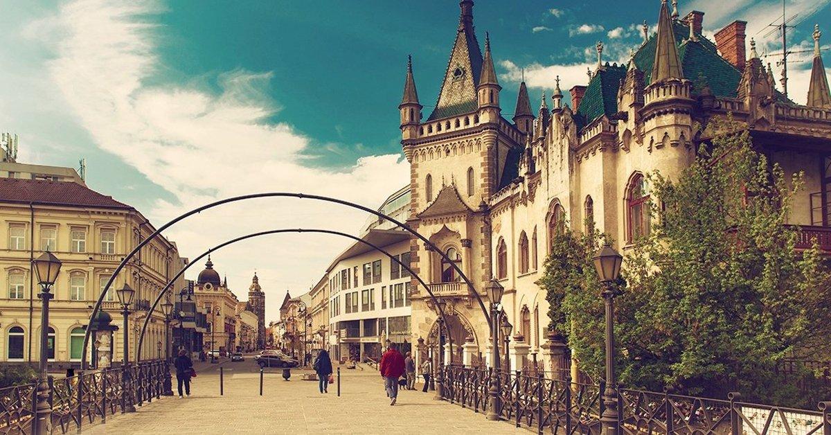 Fedezd fel Kassa városát és az Andrássy-kastélyt