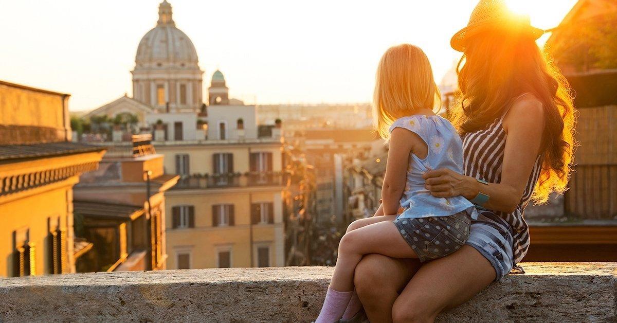 3 nap, 2 éj két fő részére reggelivel Rómába