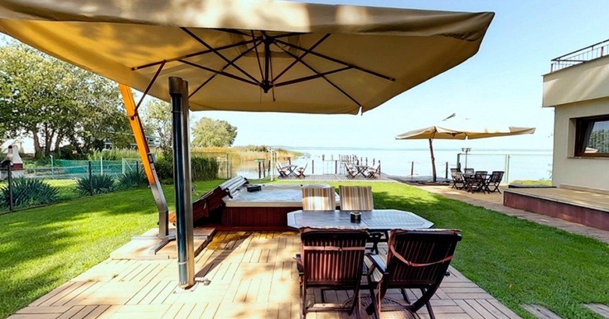 Romantikus wellness a Balaton partján: 3 nap 2 főnek