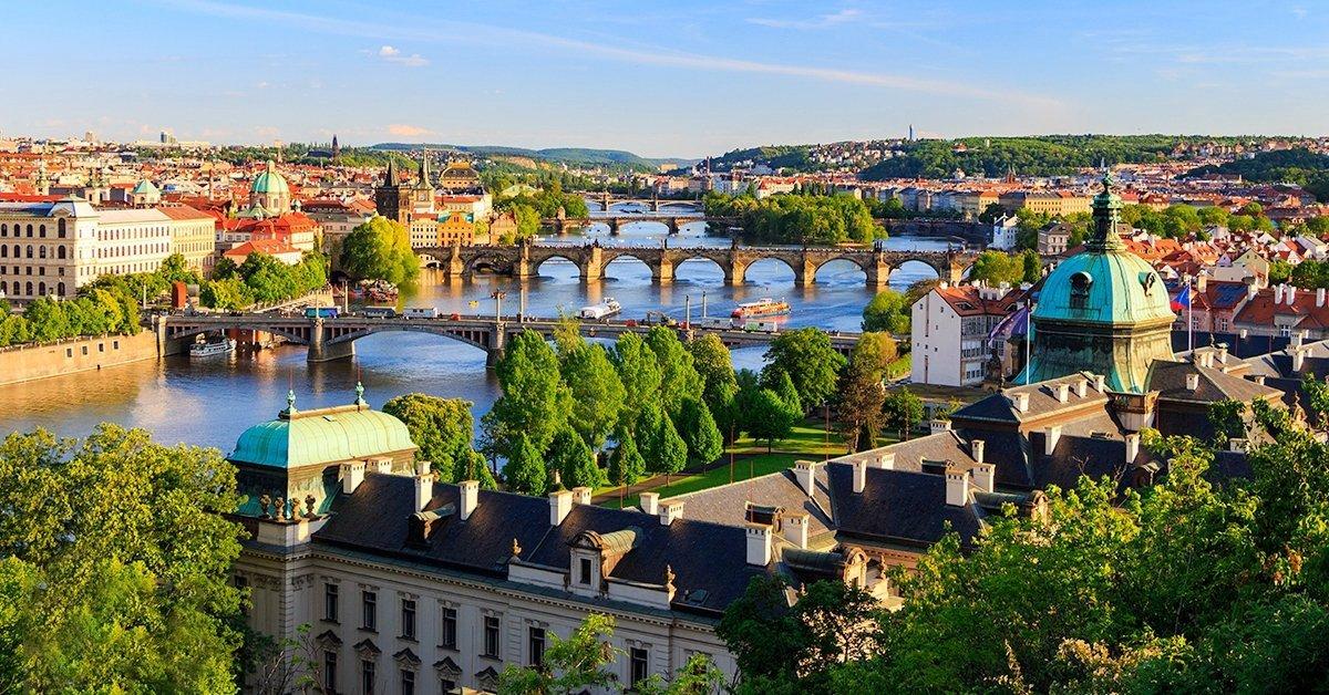 Hosszú hétvége Prágában, a Hotel Svornostban