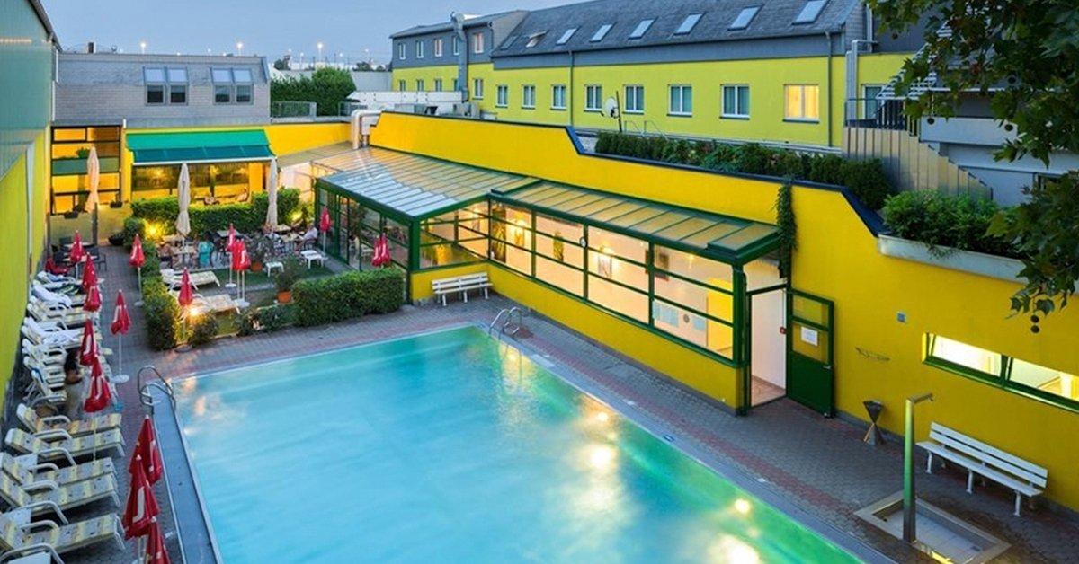 Bécsi kiruccanás: 3 nap a Vienna Sporthotelben