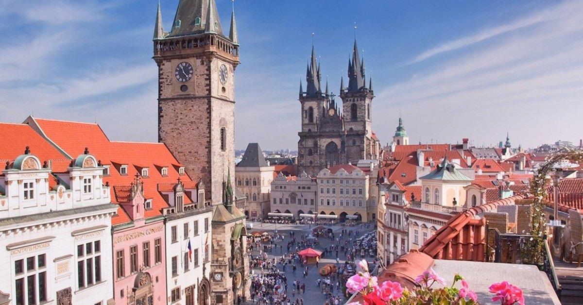 3 vagy 4 nap Prágában, választható ellátással