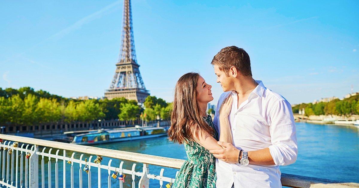3 vagy 4 nap Párizsban reggelivel, 2 fő részére