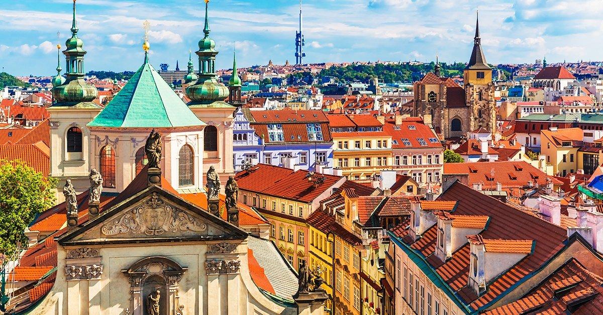 Prágai pihenés: 3 nap 2 éj vagy 4 nap 3 éj két főnek