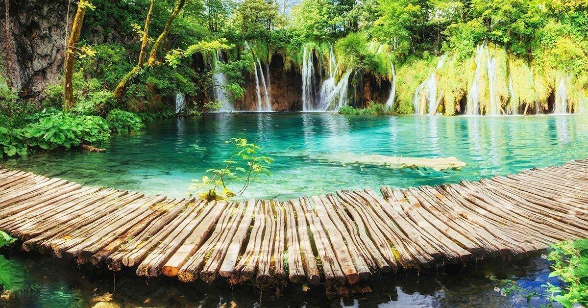 3 napos pihenés két főre a Plitvicei-tavaknál
