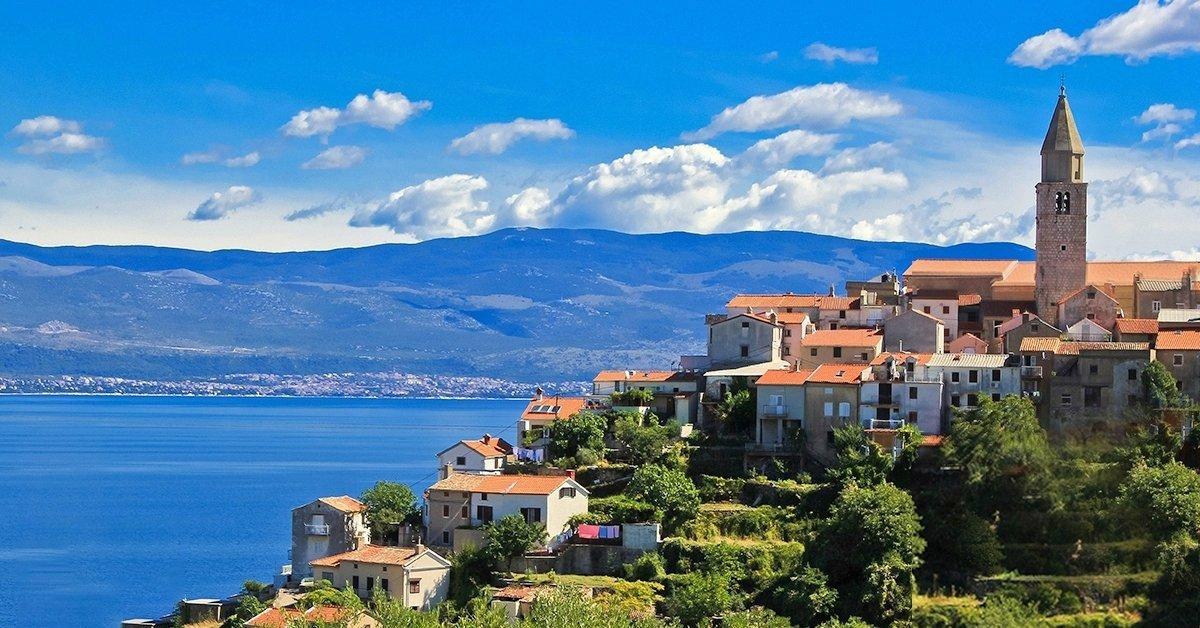 Egyhetes nyaralás 2 főnek Horvátországban, a Kvarner-öbölben