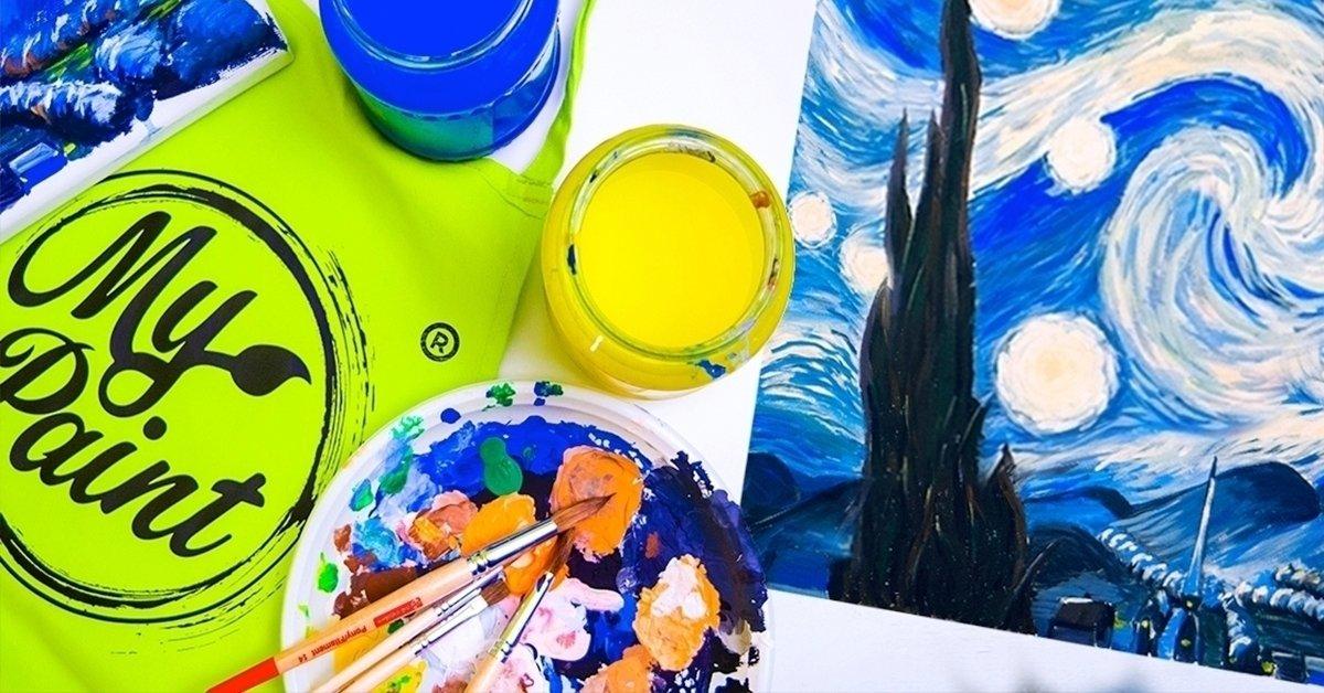 Nem kell Picassónak lenned: élményfestés választható témában