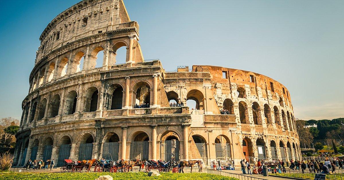 Páros barangolás Rómában