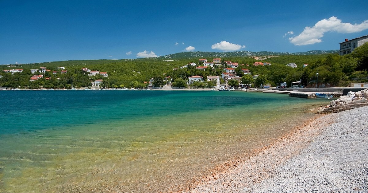 Nyaralás a horvát tengerparton, Jadranovoban