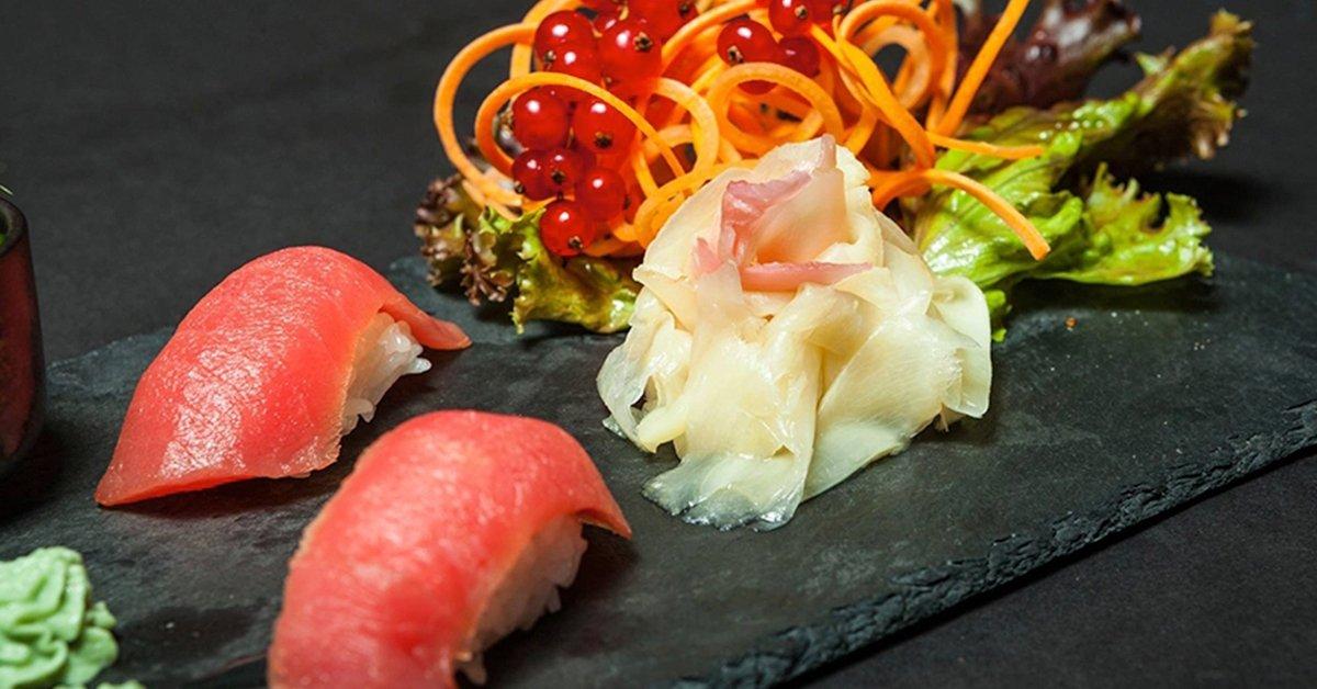 Igazi szumós adag: Szuper szumo sushi szett 4 fő részére