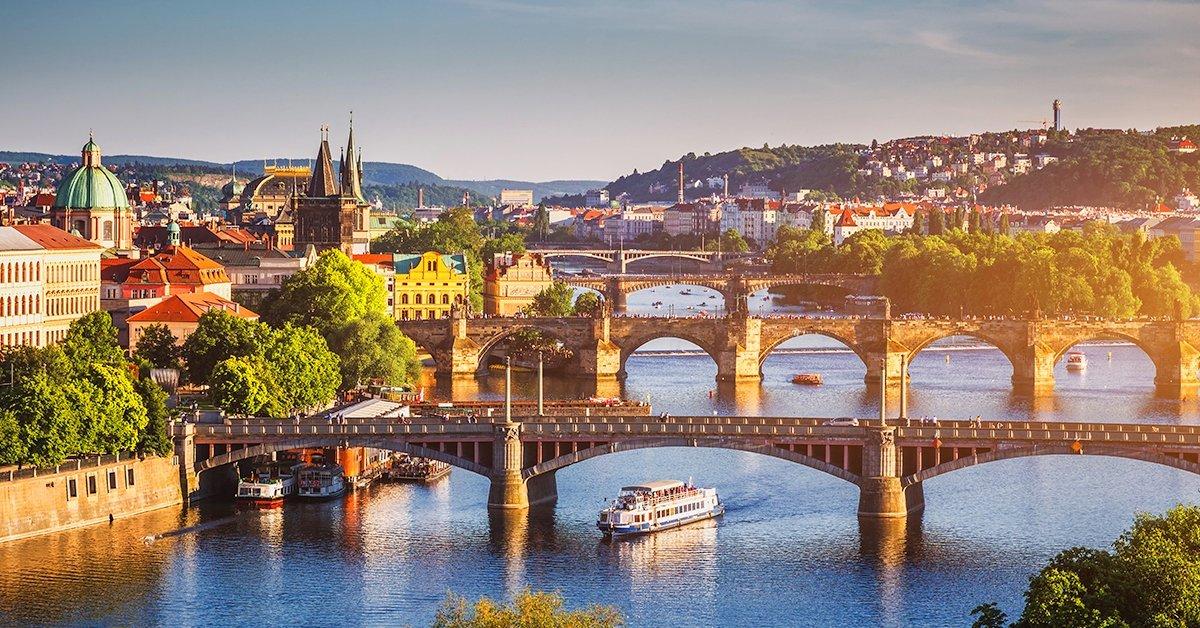 Prágai családi kirándulás