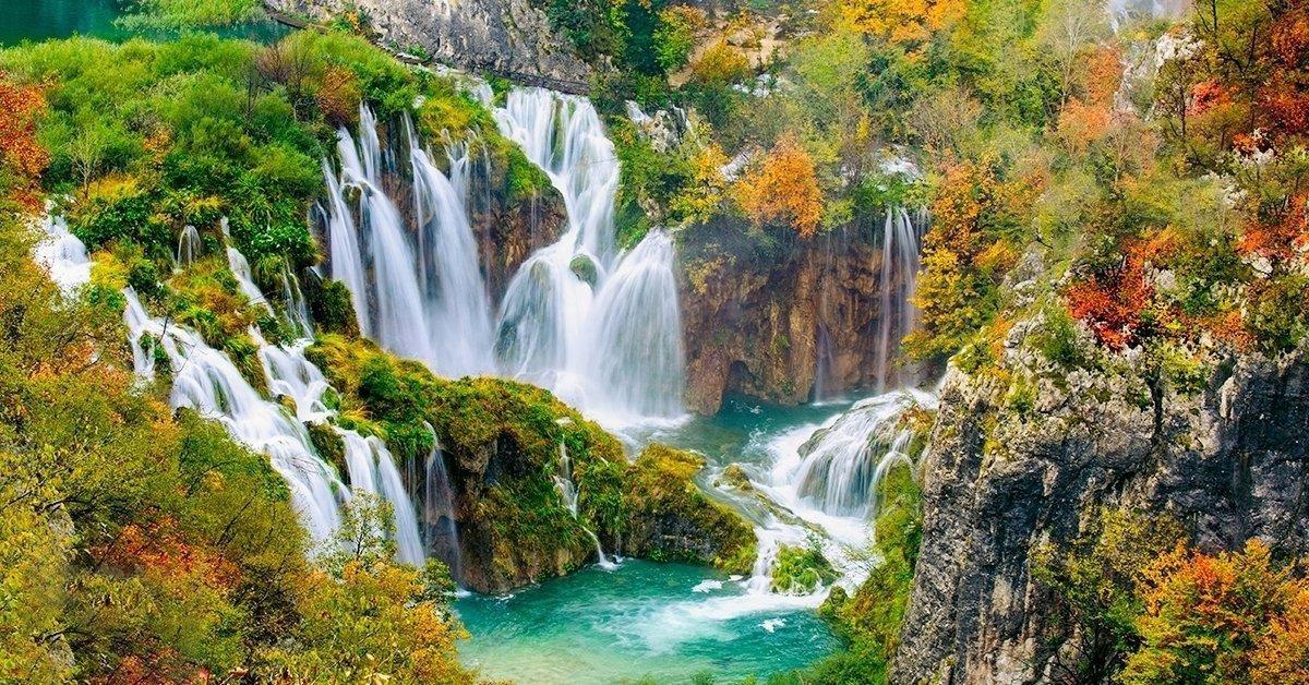 Kirándulás a Plitvicei-tavakhoz Horvátországba 1 főnek