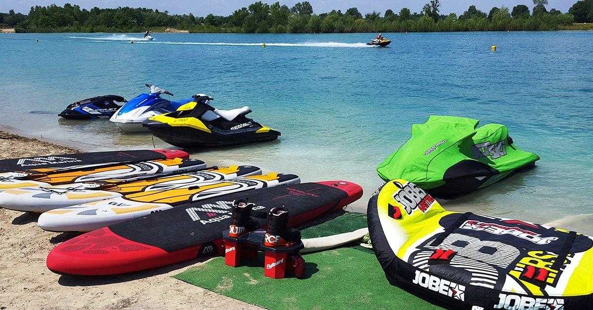 Mindent bele a nyárba: All in exkluzív vízi sport csomag