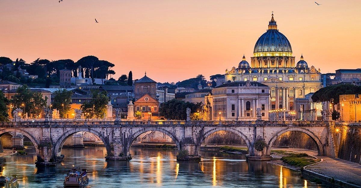 Minden út Rómába vezet: 2 vagy 3 éj két főnek reggelivel