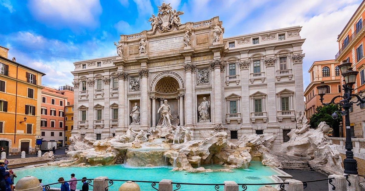 3 vagy 4 napos pihenés Rómában két főnek, reggelivel