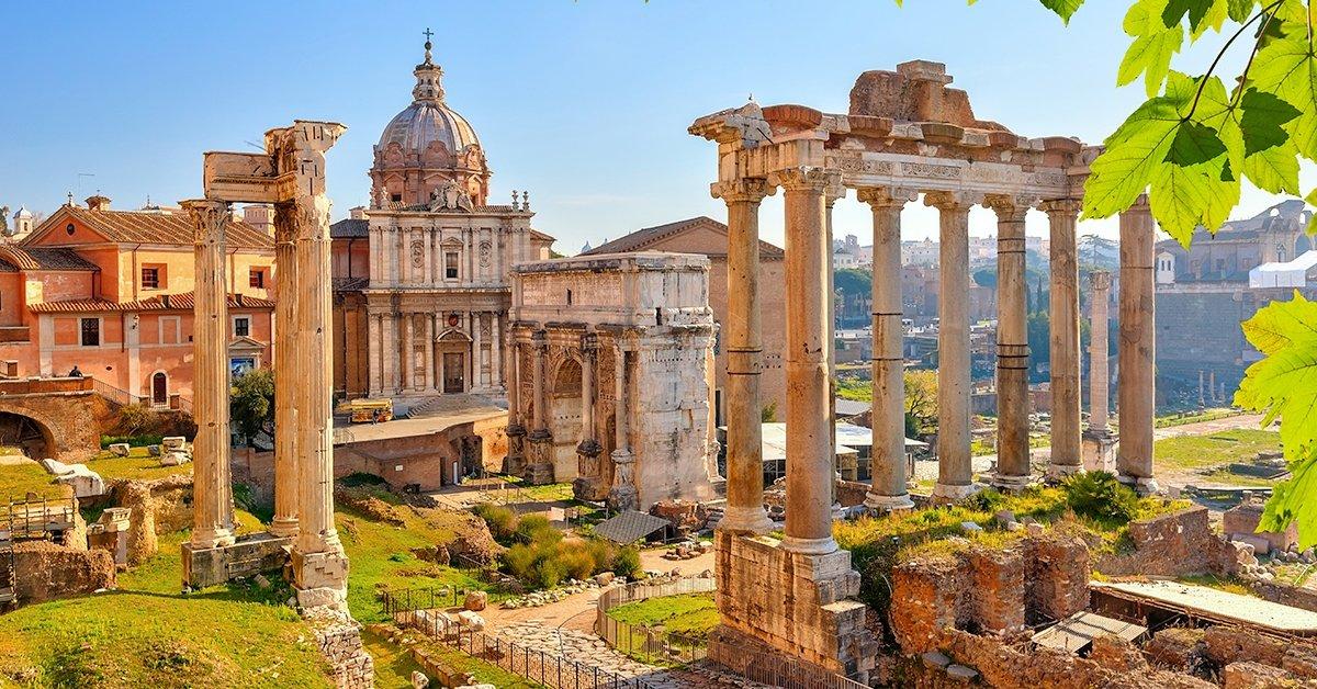 3 vagy 4 napos pihenés két főnek Rómában