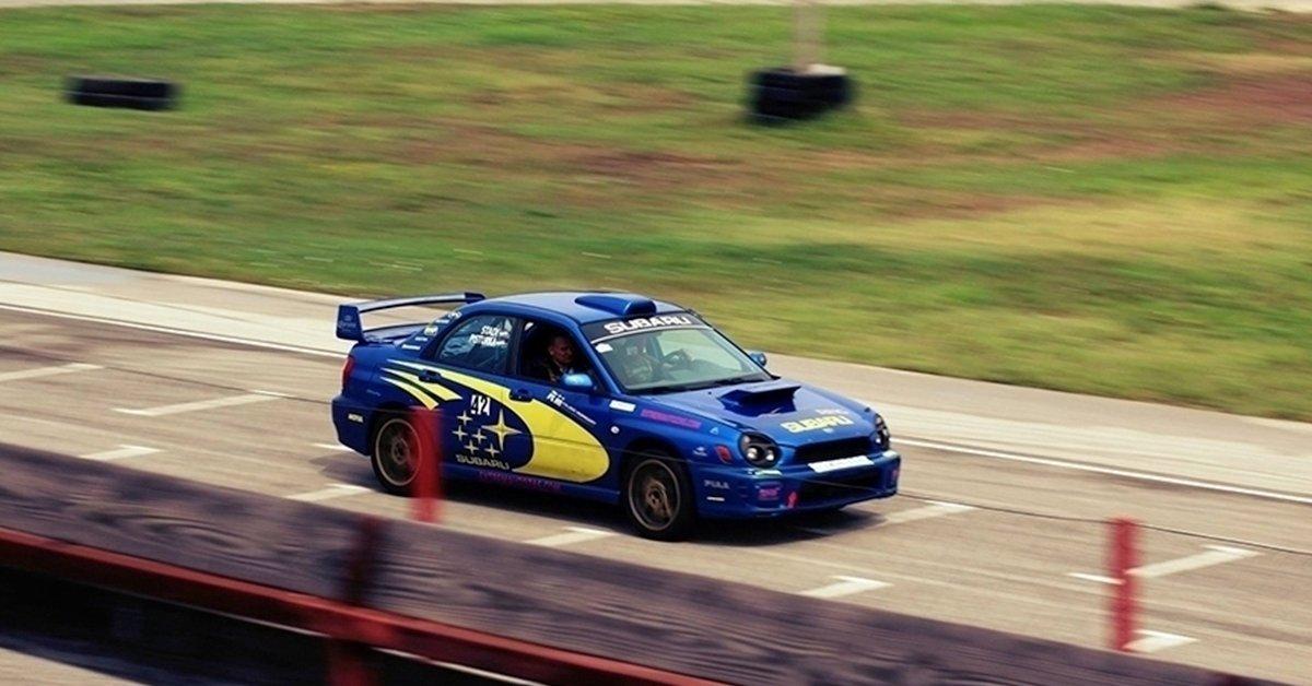 Subaru Impreza élményvezetés a Hungaroringen