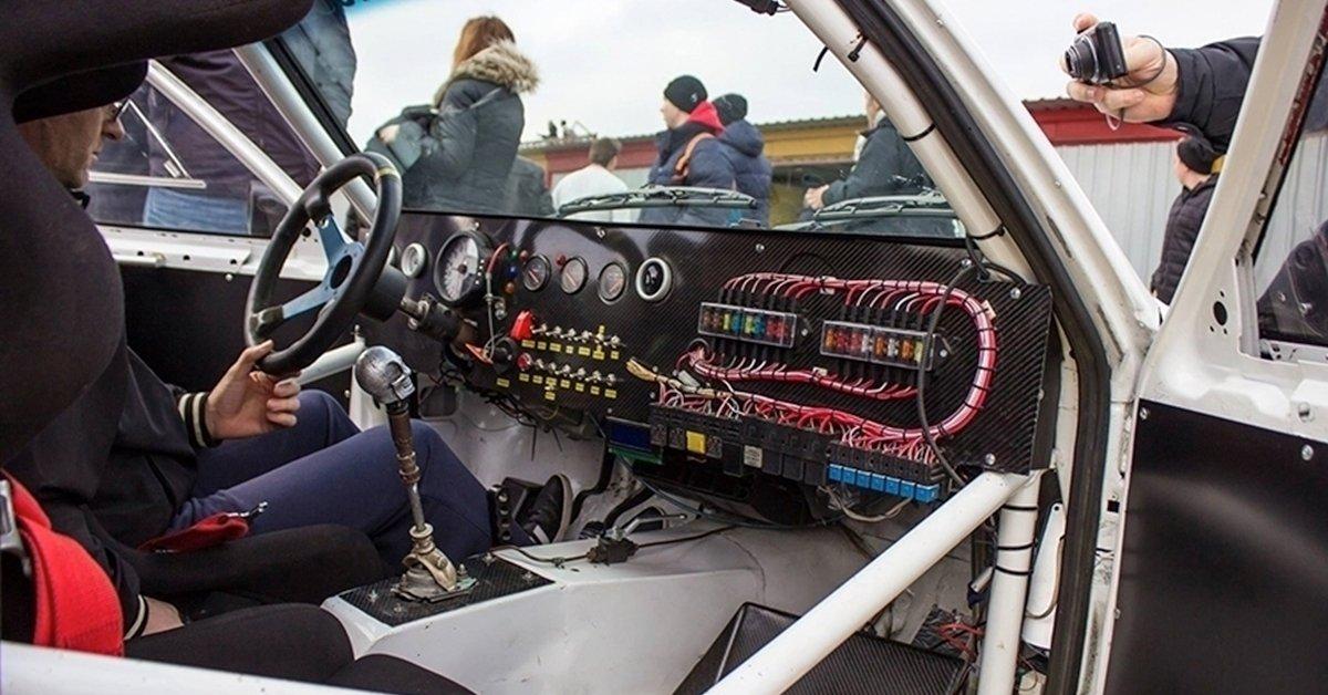 Audi S1 Proto vezetés