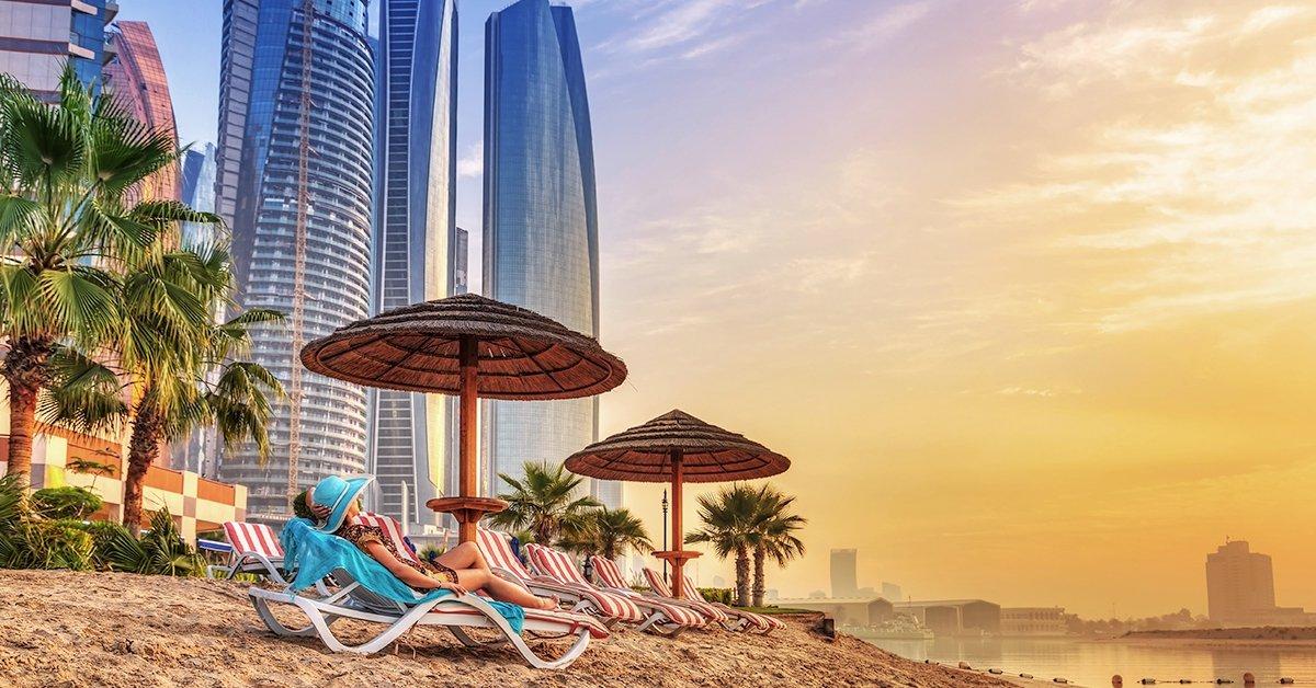 Luxusüdülés Dubaiban