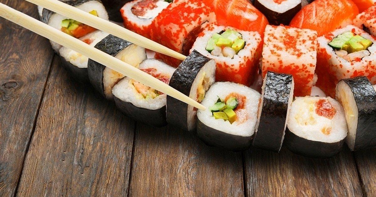 Makik és Nigirik: sushi válogatás a Buddha Originalban