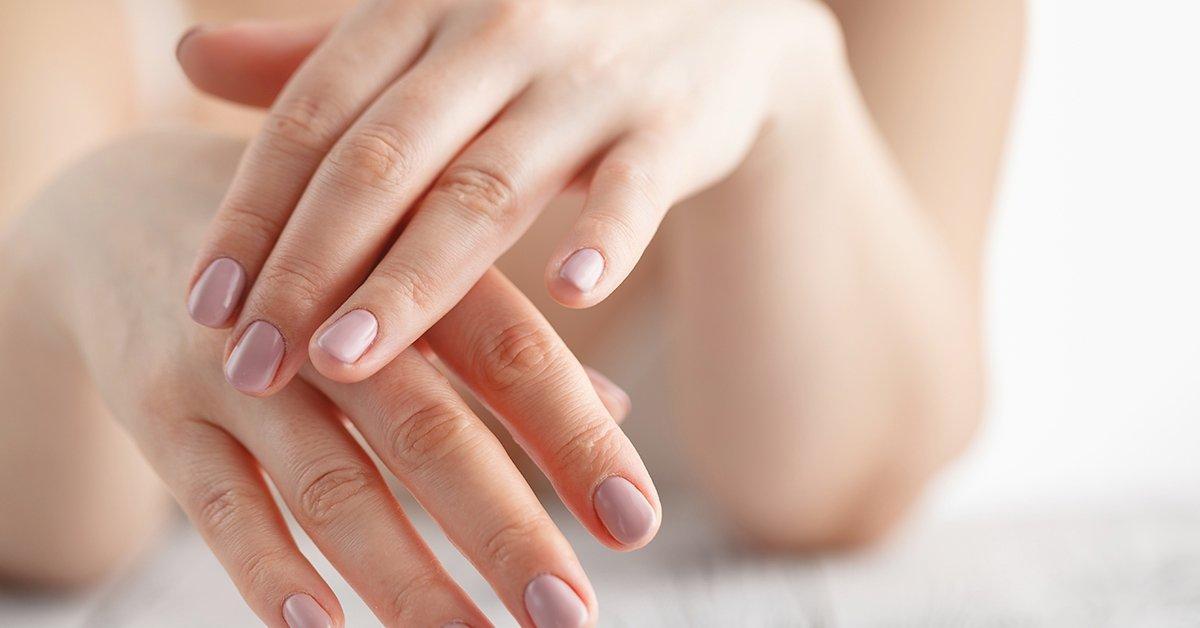 Kézfej fiatalító kezelés