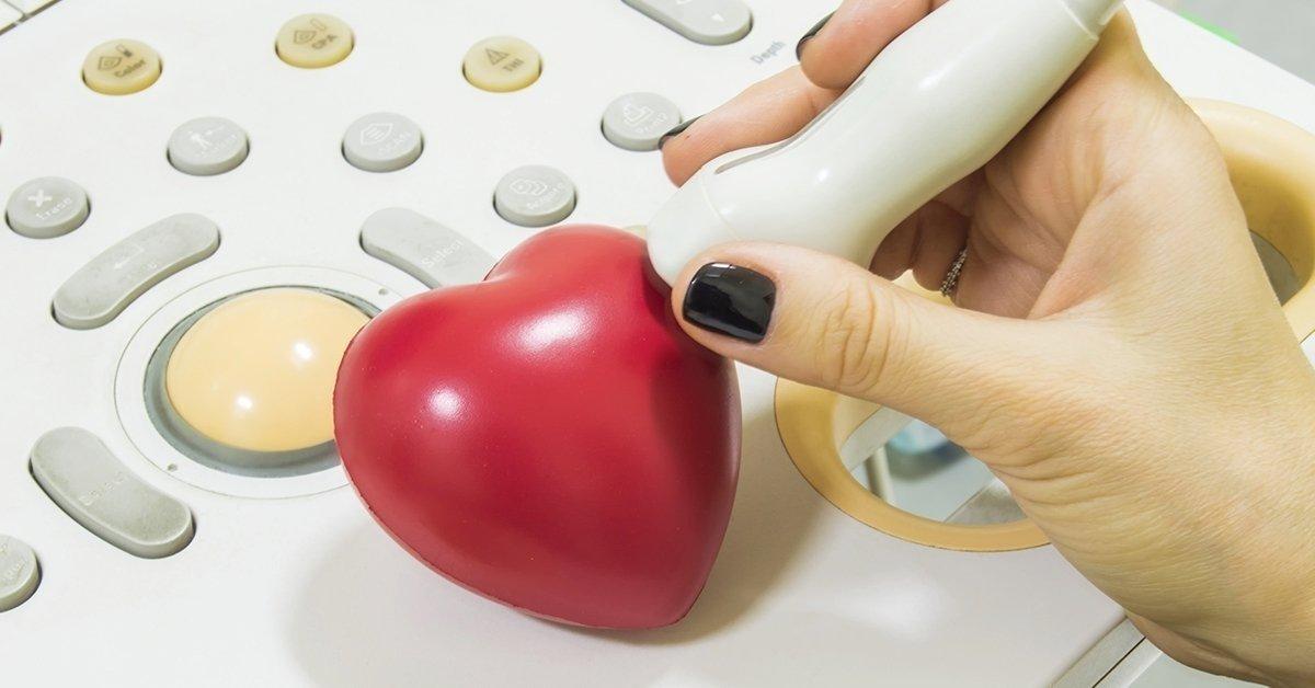 Teljes feltáró vizsgálat: szívultrahang és EKG