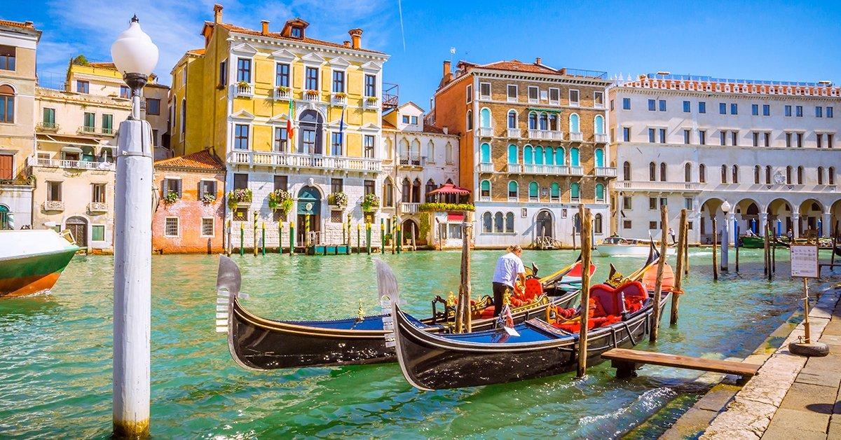 Gondola fesztivál Velencében: 3 napos buszos utazás