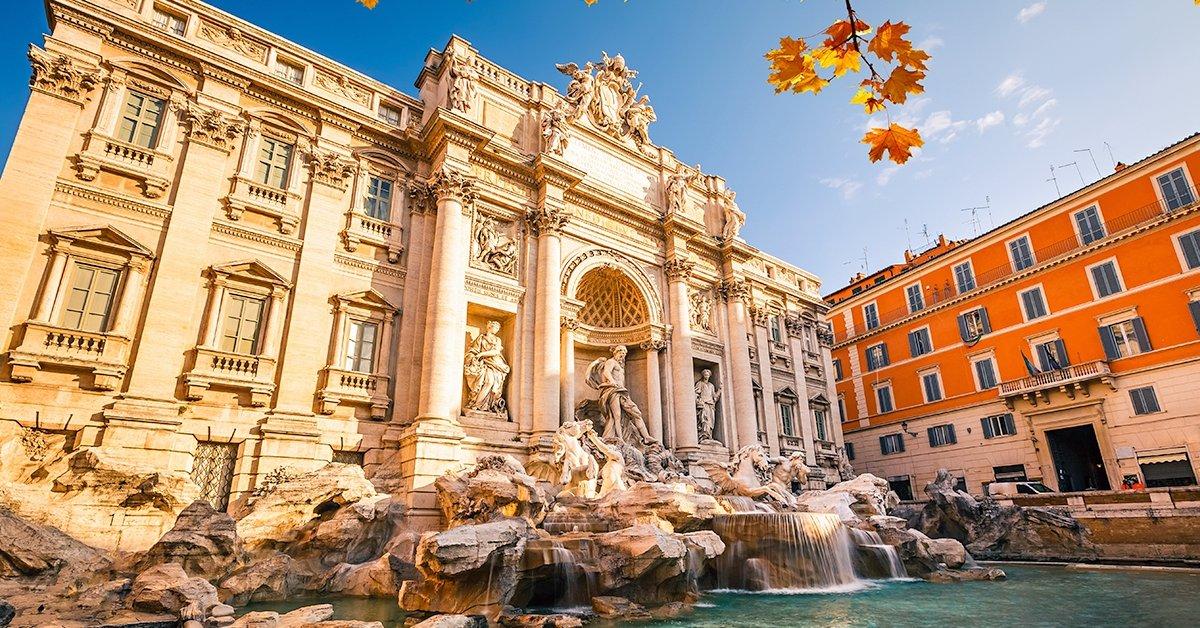 Őszi hétvége Rómában: 4 nap szállással, reggelivel