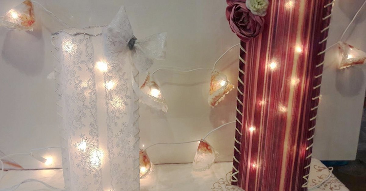 Készíts saját lámpást vagy lámpafüzért kézműves workshopon
