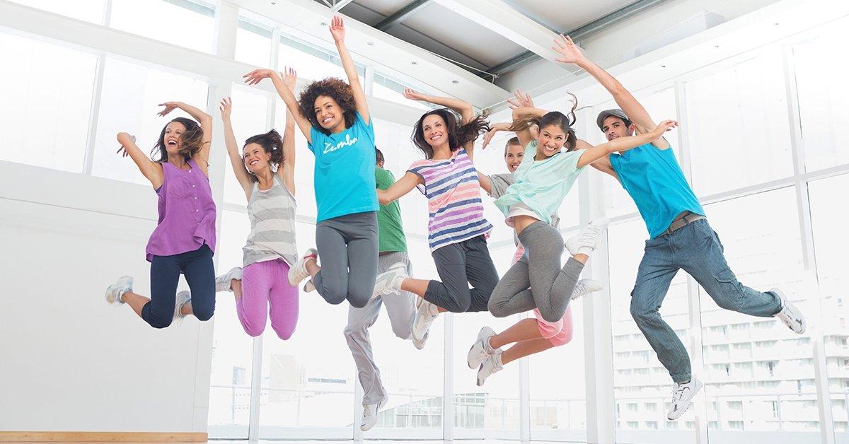 Táncold le a kilókat: 2 alkalmas zumba fitness-bérlet