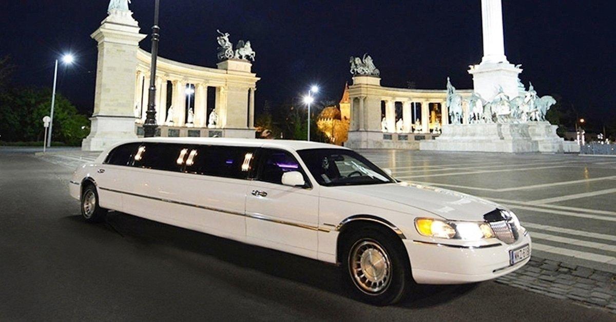 Luxus élmény a városban: Lincoln Limuzin bérlés pezsgővel