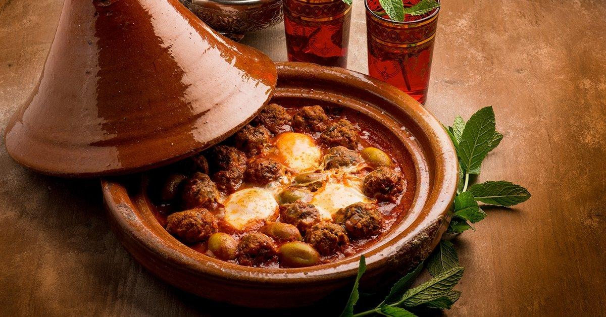 Marokkói királyi menüsor: Észak-Afrika konyhája főzőkurzus
